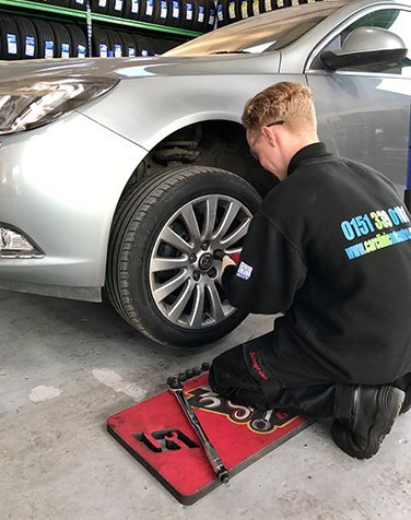 Correct Tyre Pressure Matters!