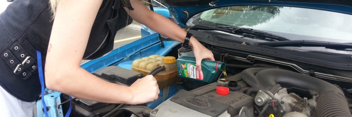 Vehicle Maintenance Checks
