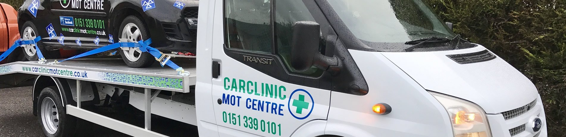 Car Clinic MOT Centre Launch Breakdown Recovery Service