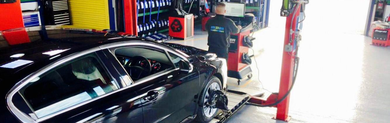 Getting To Know Wheel Alignment Terms