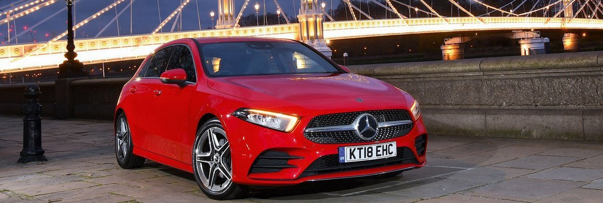 Mercedes A Class Wins What Car 2019 Safety Award