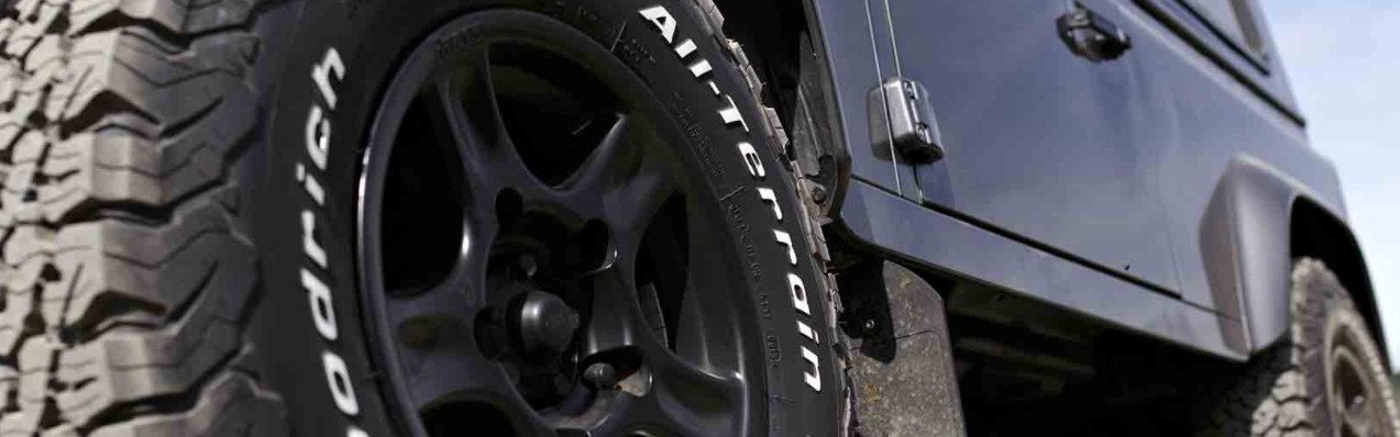 Can Car Clinic MOT Centre Recommend Off Road 4x4 Tyres