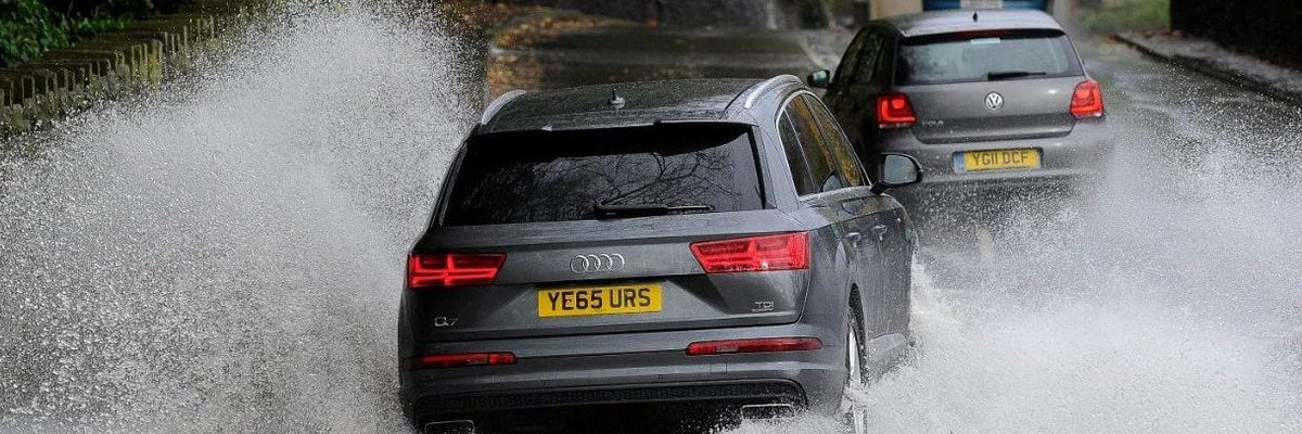 Tips For Driving on Flooded Roads
