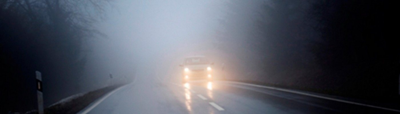 When To Use Fog Lights