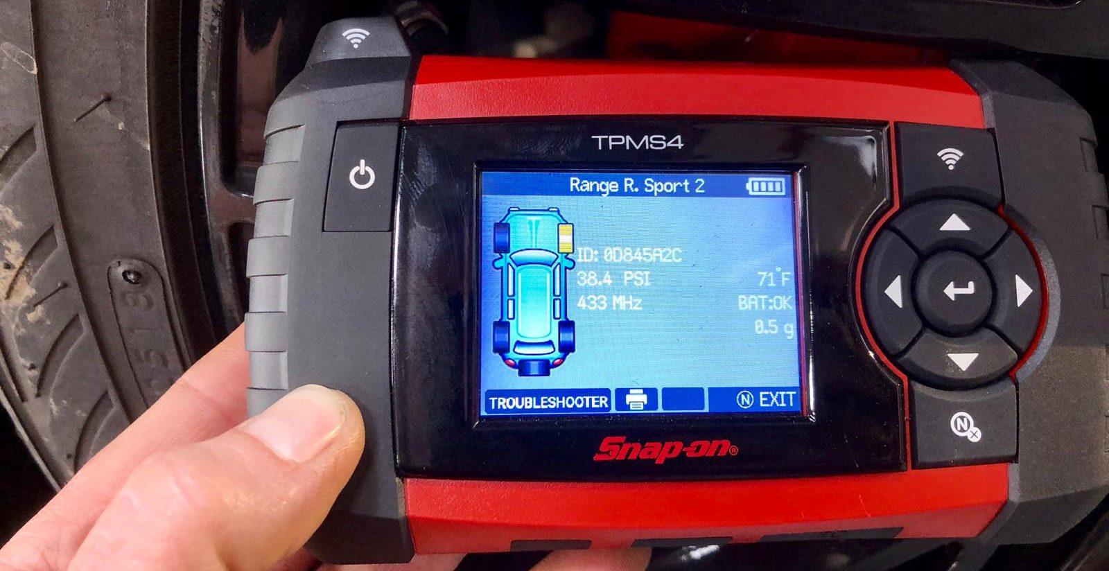 Ellesmere Port TPMS Sensor Service