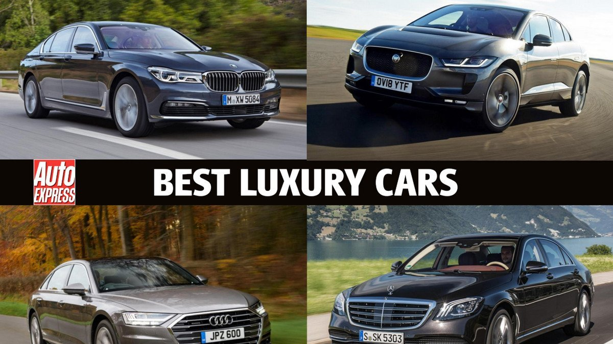 Best Luxury Cars Of 2019 Revealed