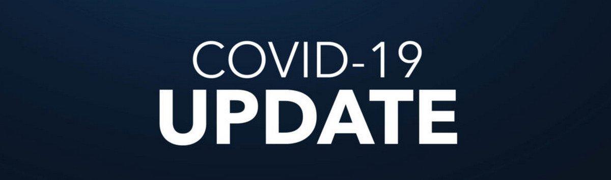 COVID19 (Coronavirus) Update