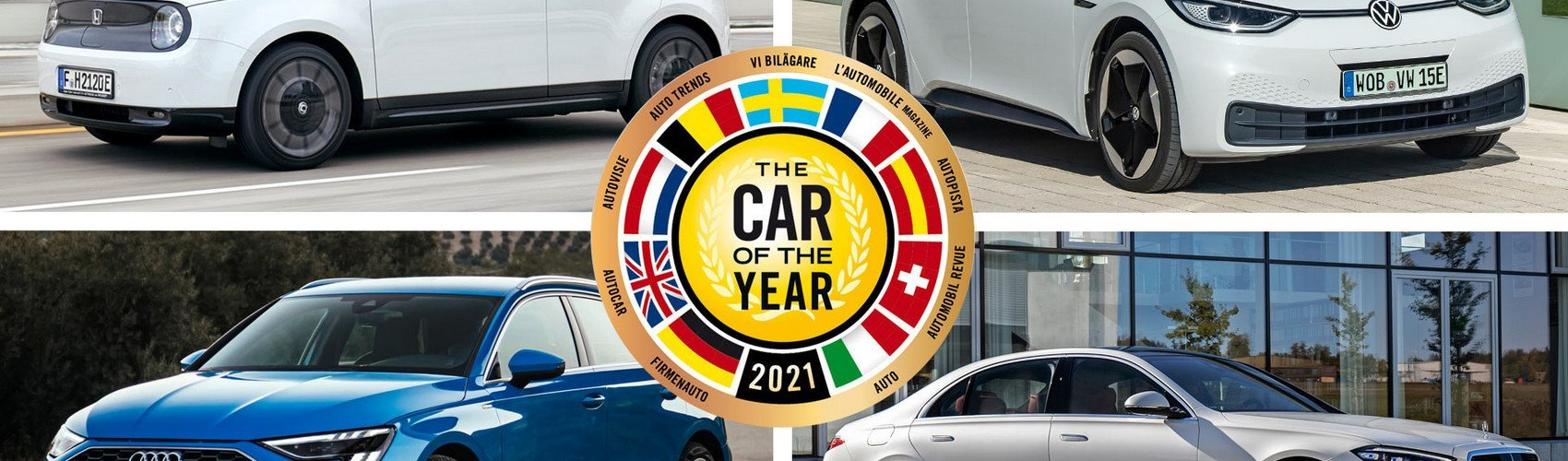 Car of the Year 2021 Finalists Announced